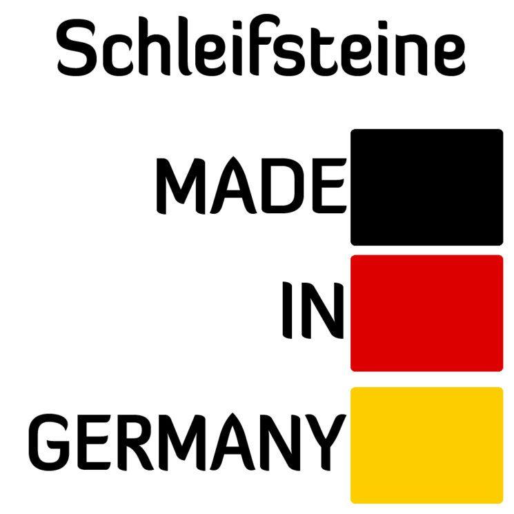 Schleifsteine made in Germany